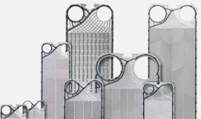 Bottling Line Plate Heat Exchanger Gaskets