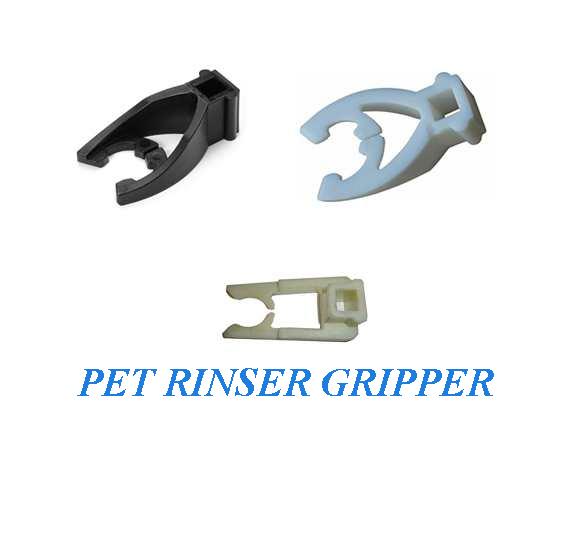 filler Pet Bottle Rinser Gripper