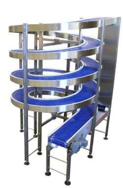 Bottling Spiral Conveyors