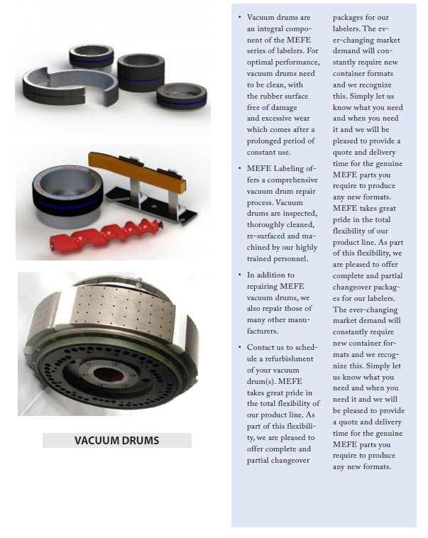 Labeller Vacuum Drums, Labelling Vacuum Drum,Vacuum drum for labelling machines